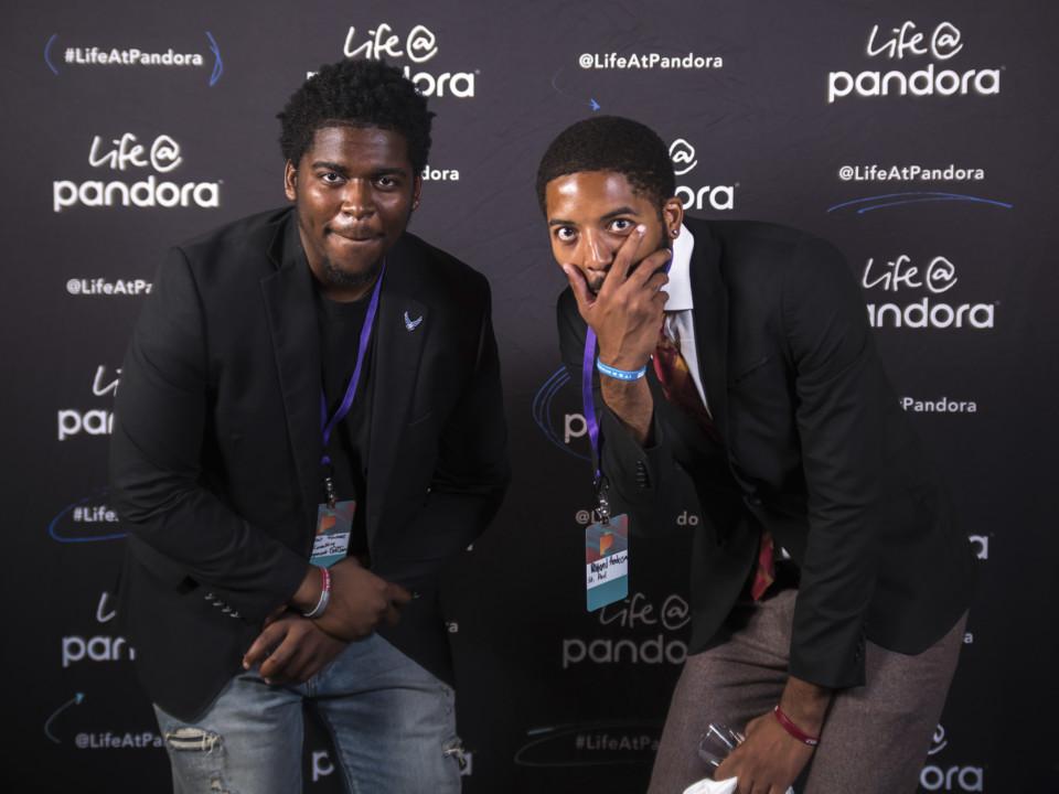 Pandora Atlanta Event